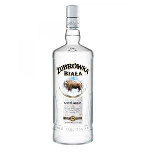 Vodka Zubrowka Biala 1l