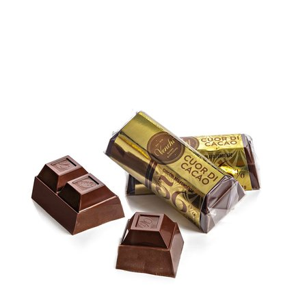 56% Cocoa Extra Dark Chocolate Block 190g