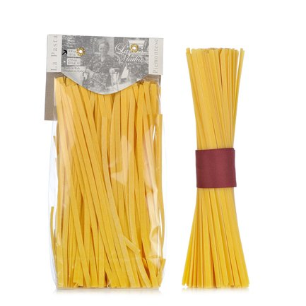 Tagliatelle made with Eggs  250gr