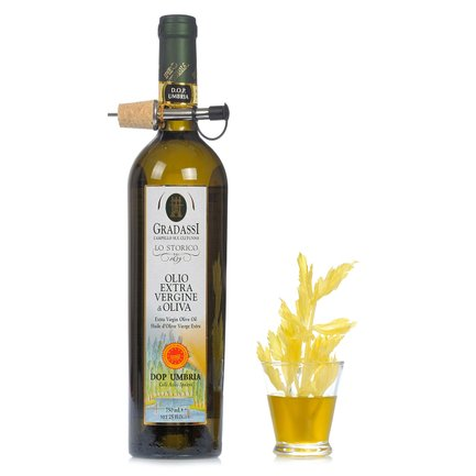 Lo Storico Extra Virgin Olive Oil Umbria DOP 750ml