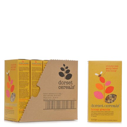 Crunchy Oats and Honey Muesli 325 g 5 pcs