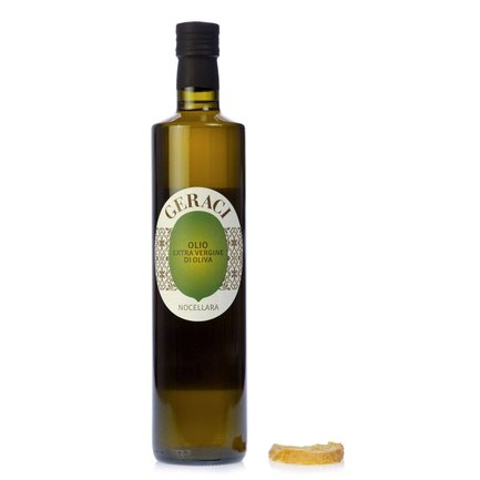Extra Virgin Nocellara Olive Oil 750ml
