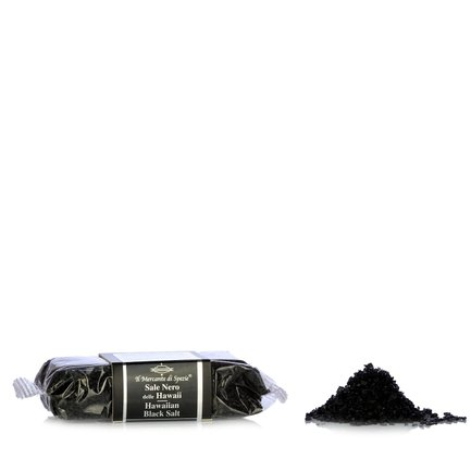 Hawaiian Black Lava Salt  200g