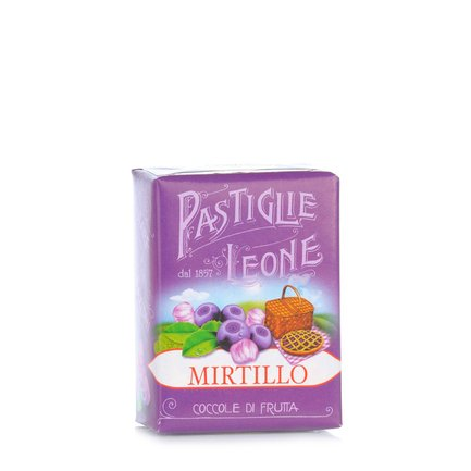 Blueberry Pastilles 30g