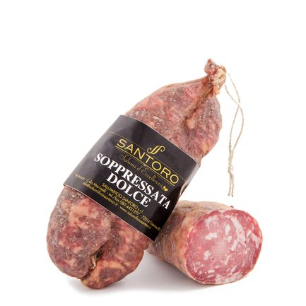 Sweet Soppressata about 350g