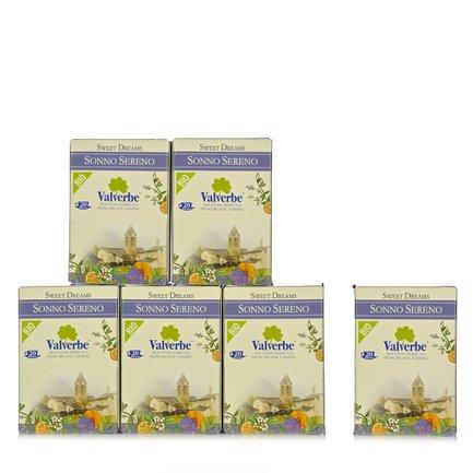 Sonno Sereno infusion 20 bags 6 pcs. 6 X 20 filtri