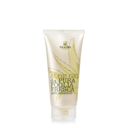Pure Aloe Gel from Fresh Leaves 100ml