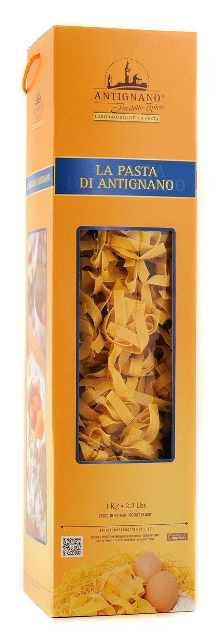 Fettuccine made with Eggs in a Gift Package 1kg
