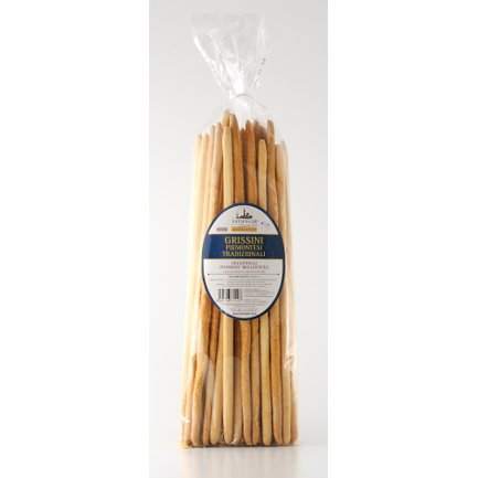 Traditional Piedmontese Grissini breadsticks 500g