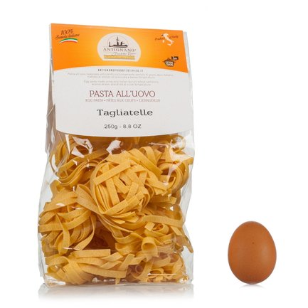 Tagliatelle made with Eggs  250g