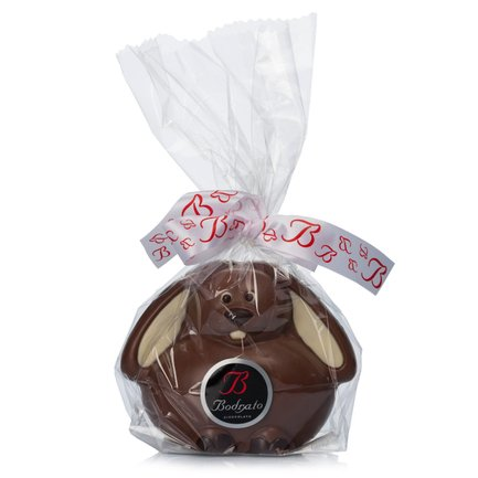 Chubby Milk Chocolate Rabbit 130g