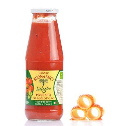 Organic Tomato passata  690g