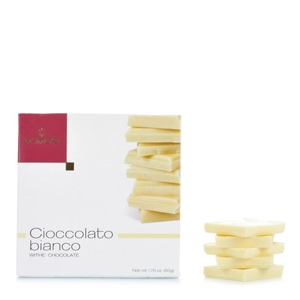 White Chocolate Bar 50g