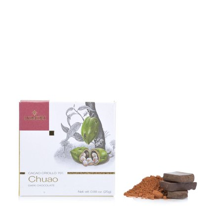 Criollo Chuao 70% Cocoa Chocolate Bar 25g