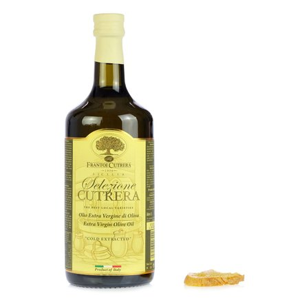 Cutrera Selection Extra Virgin Olive Oil  1l
