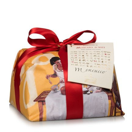 Galup panettone with Moncucco Moscato  1Kg