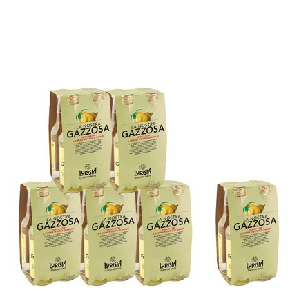 Gazzosa 275ml 24 pcs.