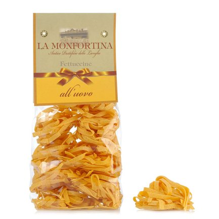 Fettuccine made with Eggs  250gr