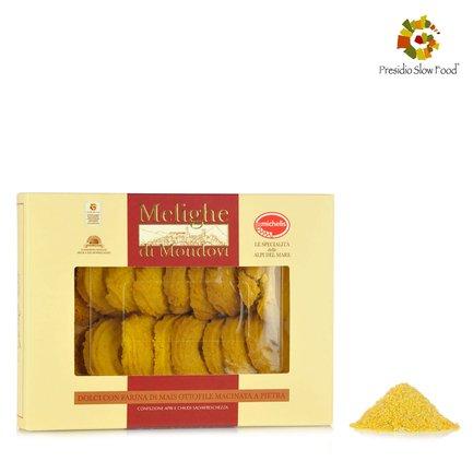 Melighe di Mondovi' Biscuits 220g