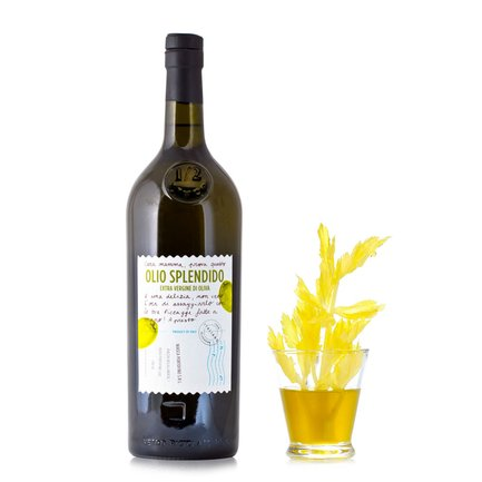 Olio Splendido Extra Virgin Olive Oil 500ml