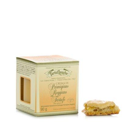 Parmigiano Reggiano Cream with Truffle  90g