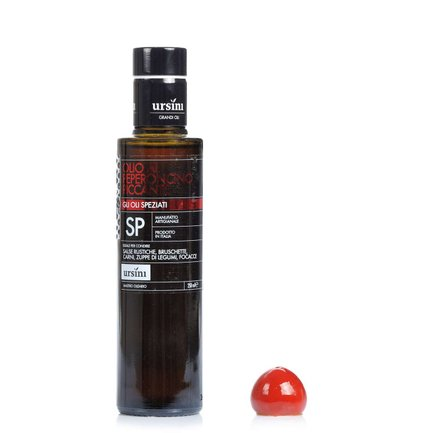 Chilli Pepper Oil 250ml