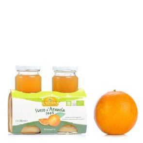 Succobene Orange Juice 2x200 ml