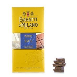 Extra Fine milk chocolate bar  75g