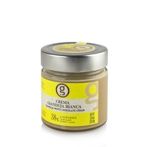 White Gianduja Cream  250g