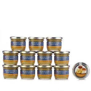 Porcini Mushroom and Truffle Sauce 100g 12 pcs.