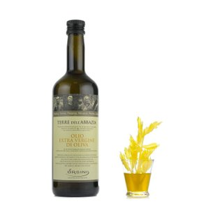 Terre dell'Abbazia Extra Virgin Olive Oil 750ml 0,75l