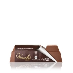 Extra Fine Milk Chocolate Block 190g