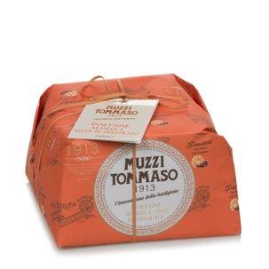 Orange and chocolate panettone 1Kg