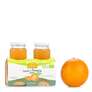 Succobene Orange Juice 2x200 ml