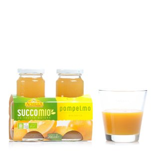 Succomio Grapefruit Juice 2x200 ml