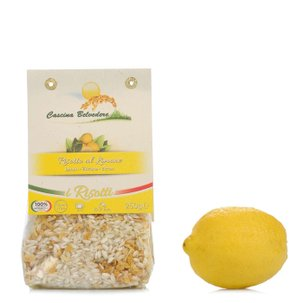 Lemon Risotto  250g