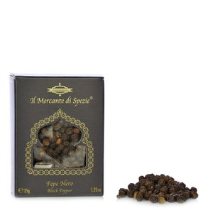 Black Peppercorns 35g