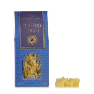 Candied Ginger 125g