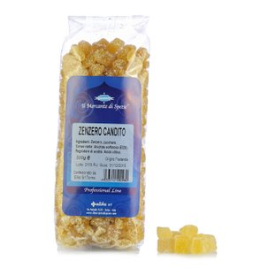 Candied Ginger 500g
