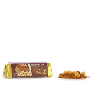 Hazelnut Milk Chocolate Block 150g