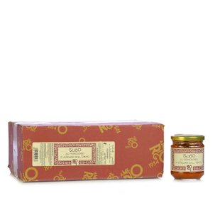 Tomato and Garden Vegetable Sauce 200g 12 pcs.