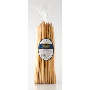 Traditional Piedmontese Grissini breadsticks 500g