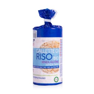 Rice Cakes without Salt 100g