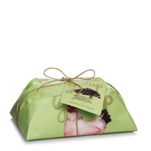 Colomba with chocolate drops 750g