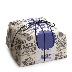 Panettone with Fabbri amarena cherries 1 Kg 1Kg