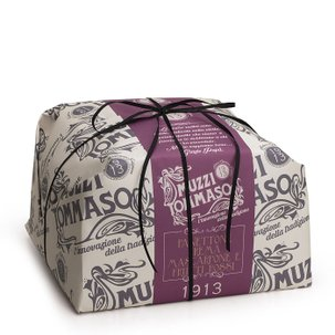 Mascarpone and red fruit panettone  1Kg