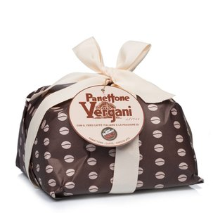 Panettone with Vergnano Coffee 750g