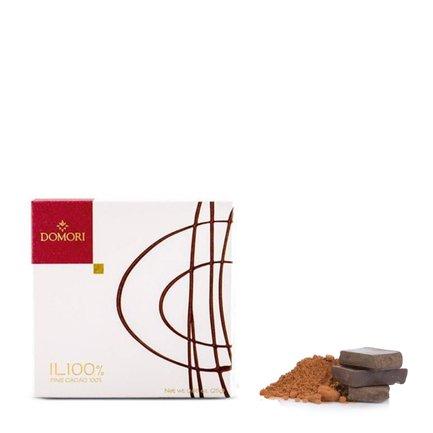 Tavoletta di cioccolato fondente 100% Criollo  50g