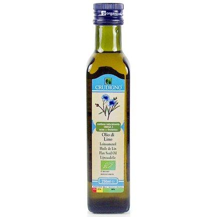 Olio di Lino Crudigno 0,25l
