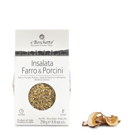 Insalata Farro & Porcini 250g